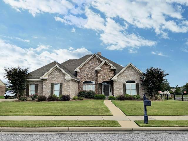5300 Sienna Circle, Montgomery, AL 36116 (MLS #503074) :: LocAL Realty