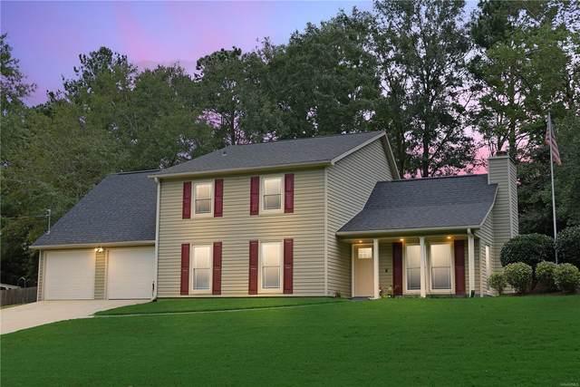 82 Harrand Creek Drive, Enterprise, AL 36330 (MLS #503125) :: Team Linda Simmons Real Estate