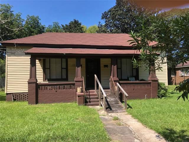 1719 Martin Luther King Street, Selma, AL 36703 (MLS #503131) :: Buck Realty