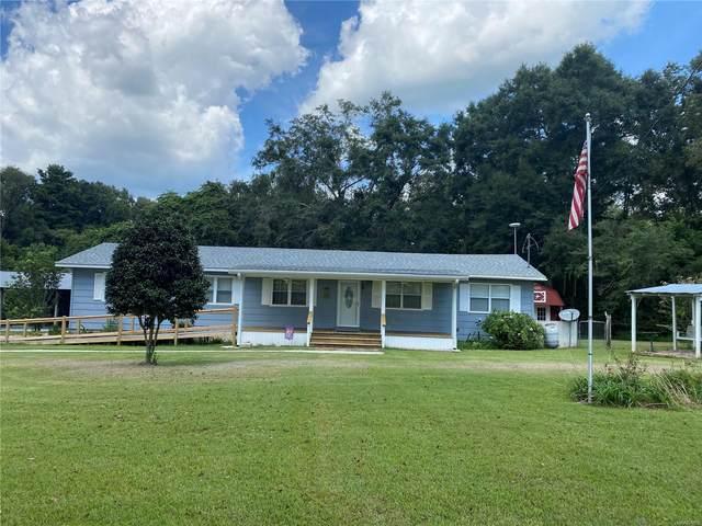 222 County Road 446 Road, Elba, AL 36323 (MLS #503162) :: Team Linda Simmons Real Estate
