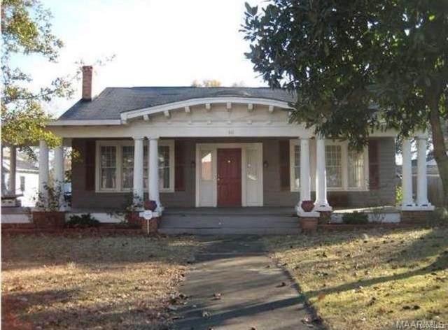 511 James Street, Tallassee, AL 36078 (MLS #503170) :: Buck Realty
