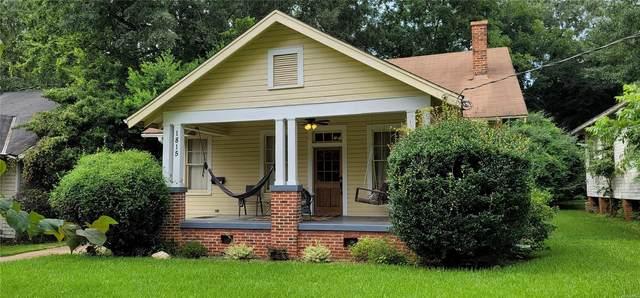 1815 St Charles Avenue, Montgomery, AL 36107 (MLS #503241) :: Buck Realty