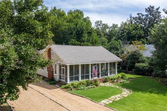 2011 Le Bron Avenue, Montgomery, AL 36106 (MLS #503250) :: Buck Realty