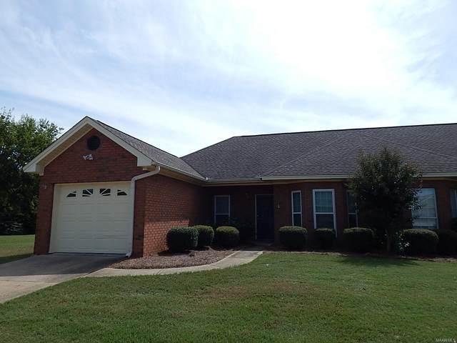5924 Havenwood Drive, Montgomery, AL 36117 (MLS #503287) :: Buck Realty