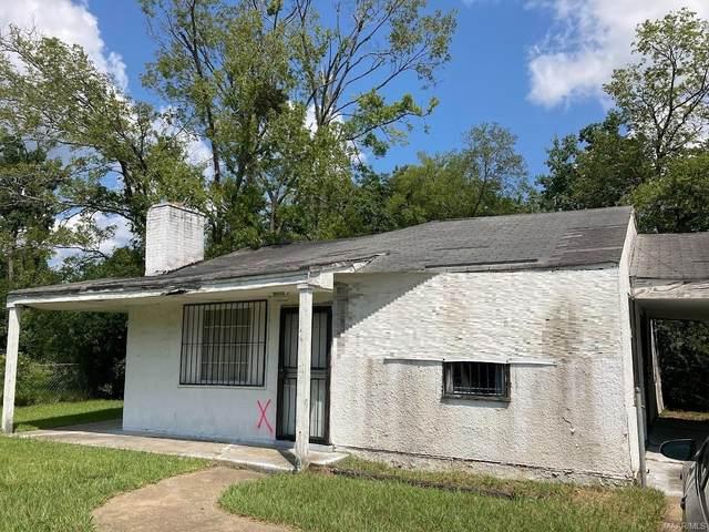 4219 S Court Street, Montgomery, AL 36105 (MLS #503306) :: Buck Realty