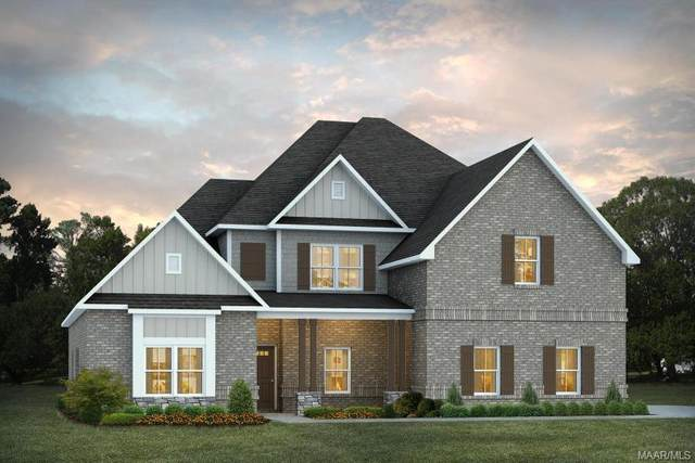 44 Midland Drive, Wetumpka, AL 36093 (MLS #503316) :: Buck Realty