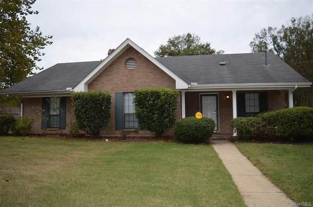 4160 Beardsley Drive, Montgomery, AL 36109 (MLS #503372) :: Buck Realty