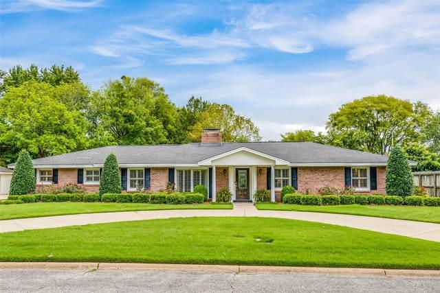 1827 Vaughn Lane, Montgomery, AL 36106 (MLS #503400) :: Buck Realty