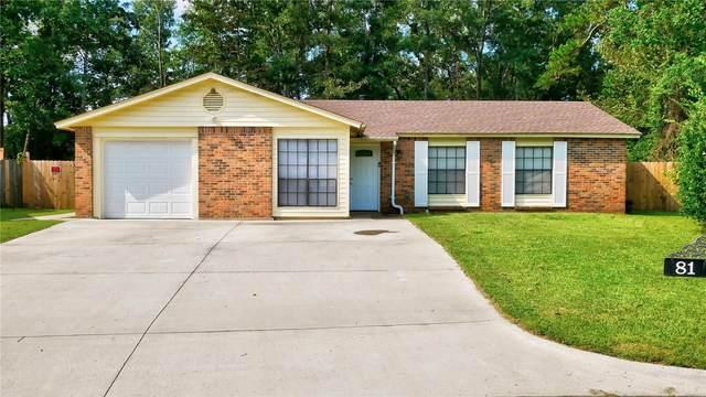 81 Pine Court, Millbrook, AL 36054 (MLS #503405) :: Buck Realty