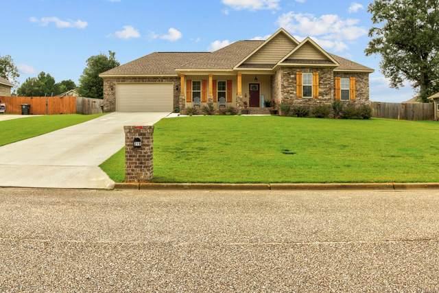 219 Clearview Drive, Enterprise, AL 36330 (MLS #503467) :: Buck Realty