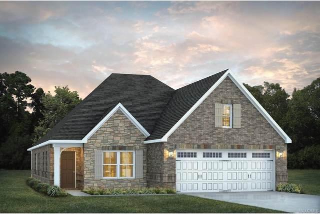 1246 Mcclain Drive, Prattville, AL 36066 (MLS #503470) :: Buck Realty