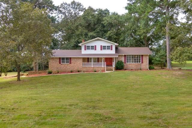 712 County Road 53, Clanton, AL  (MLS #503499) :: Buck Realty