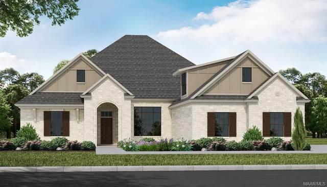 8330 Young Crossing, Montgomery, AL 36116 (MLS #503509) :: Buck Realty