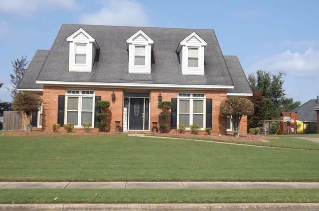 425 Arrowleaf Court, Montgomery, AL 36117 (MLS #503511) :: Buck Realty