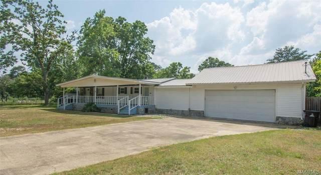 110 Pine Street, Daleville, AL 36322 (MLS #503527) :: Team Linda Simmons Real Estate