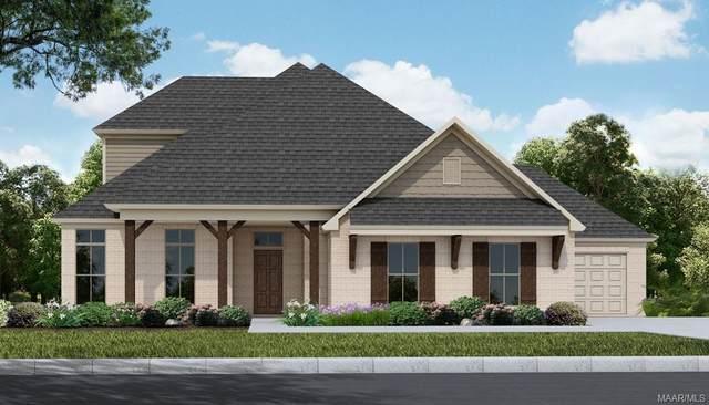 8324 Young Crossing, Montgomery, AL 36116 (MLS #503538) :: Buck Realty