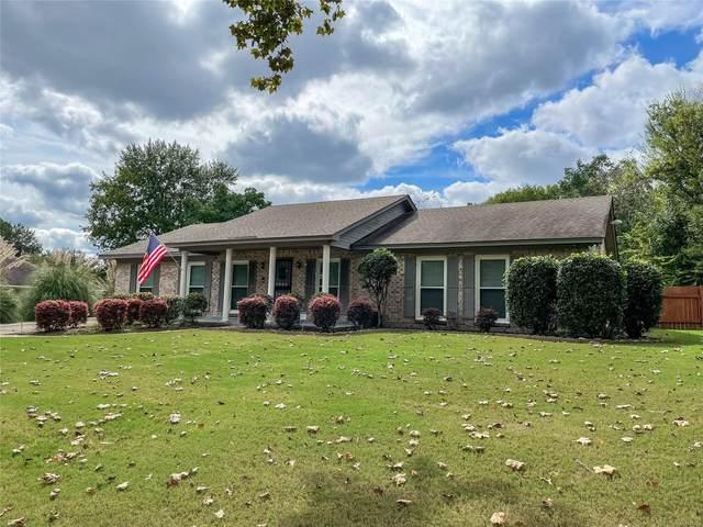 1334 Tudor Drive, Montgomery, AL 36117 (MLS #503560) :: Buck Realty
