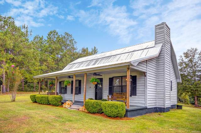 22725 Woodall Mill Road, Horn Hill, AL 36467 (MLS #503601) :: Team Linda Simmons Real Estate