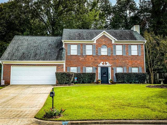1034 Birch Circle, Auburn, AL 36830 (MLS #503611) :: Buck Realty