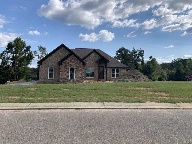 205 Crest Loop Road, Clanton, AL 35045 (MLS #503612) :: Buck Realty