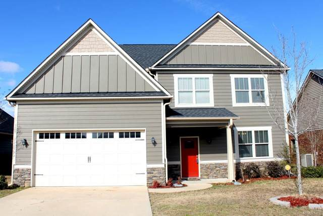 6811 Overview Lane, Montgomery, AL 36117 (MLS #503637) :: Buck Realty