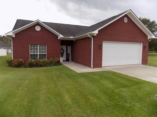 237 Fairway Woods Drive, Ozark, AL 36360 (MLS #503689) :: Buck Realty
