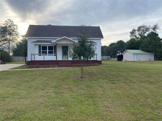 1279 County Road 602 Road, Enterprise, AL 36330 (MLS #503703) :: Team Linda Simmons Real Estate