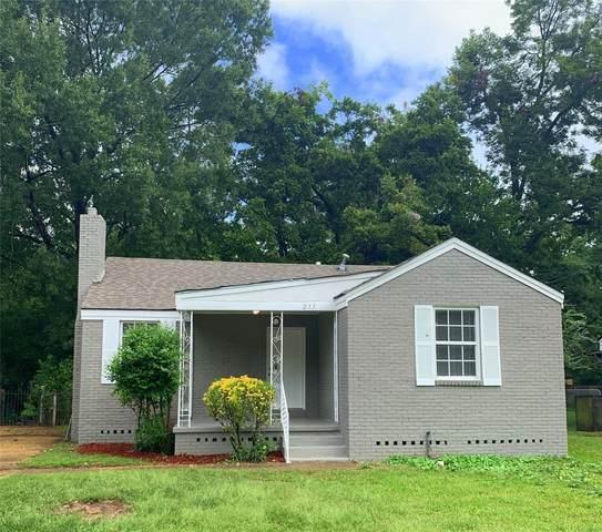211 Bradley Drive, Montgomery, AL 36117 (MLS #503747) :: Buck Realty
