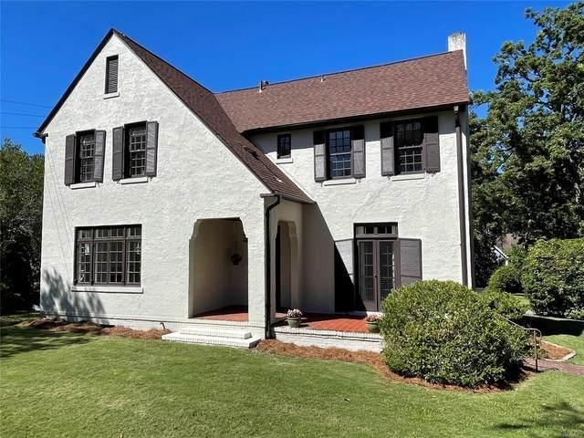 641 E Fairview Avenue, Montgomery, AL 36106 (MLS #503780) :: Buck Realty