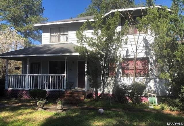 4071 Grandview Road, Millbrook, AL 36054 (MLS #503782) :: Buck Realty