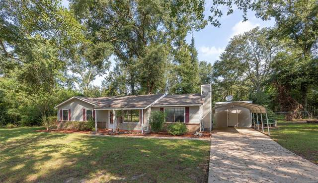 355 Phillips Road, Cottonwood, AL 36320 (MLS #503808) :: Team Linda Simmons Real Estate