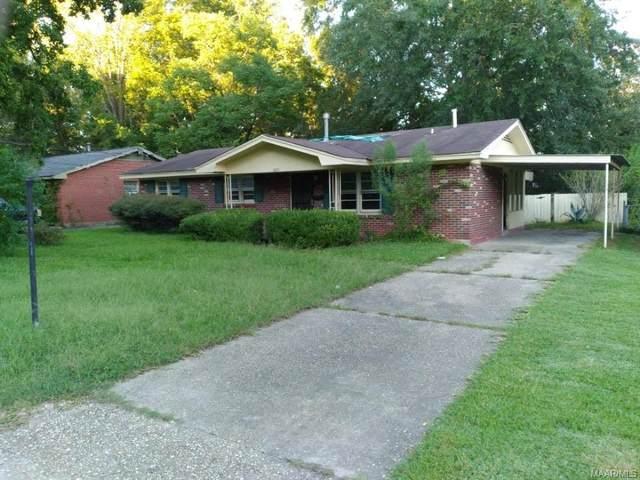 4319 Sussex Drive, Montgomery, AL 36116 (MLS #503820) :: Buck Realty