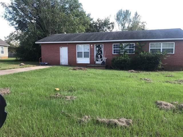 100 E Dogwood Drive, Enterprise, AL 36330 (MLS #503827) :: Buck Realty