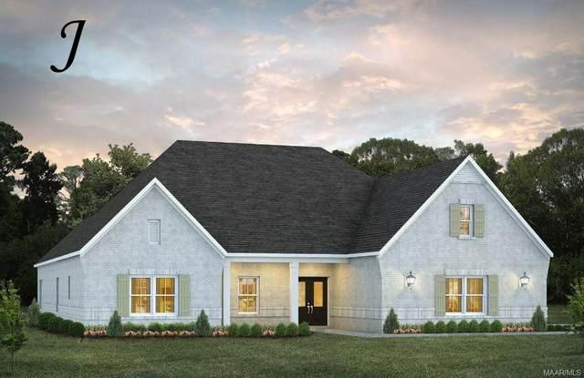 1350 Witherspoon Drive, Prattville, AL 36066 (MLS #503831) :: Buck Realty