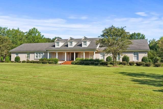 6131 Monticello Drive, Montgomery, AL 36117 (MLS #503865) :: Buck Realty