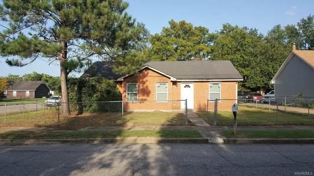 4221 Mcinnis Drive, Montgomery, AL 36116 (MLS #503868) :: Buck Realty