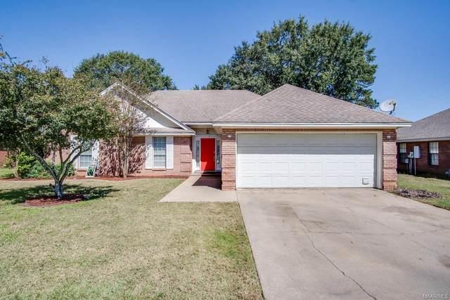 1935 Tara Drive, Prattville, AL 36066 (MLS #503871) :: Buck Realty