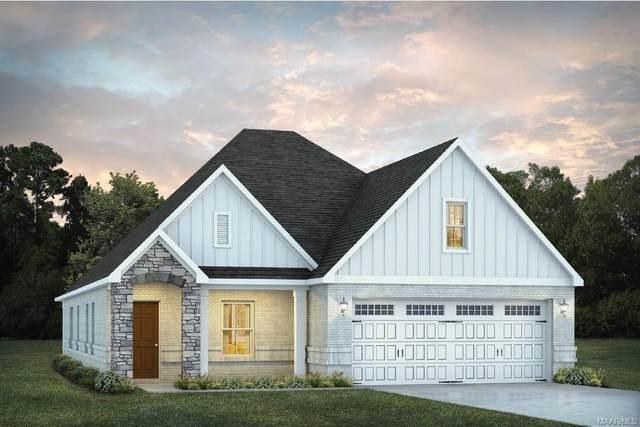1314 Nina Drive, Prattville, AL 36066 (MLS #503875) :: Buck Realty