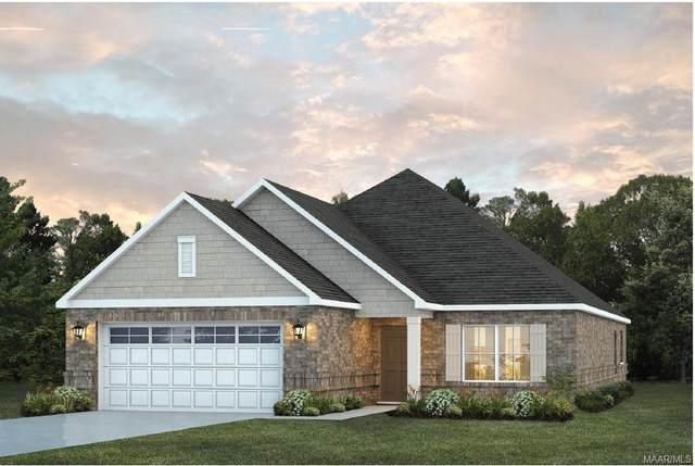 1316 Nina Drive, Prattville, AL 36066 (MLS #503876) :: Buck Realty