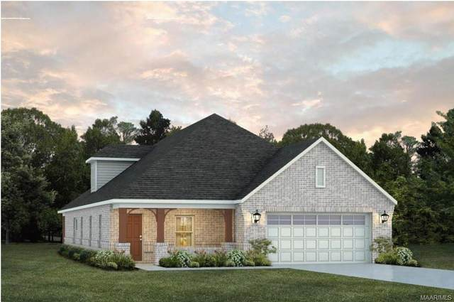 1229 Mcclain Drive, Prattville, AL 36066 (MLS #503882) :: Buck Realty