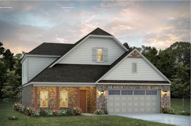 1315 Nina Drive, Prattville, AL 36066 (MLS #503884) :: Buck Realty