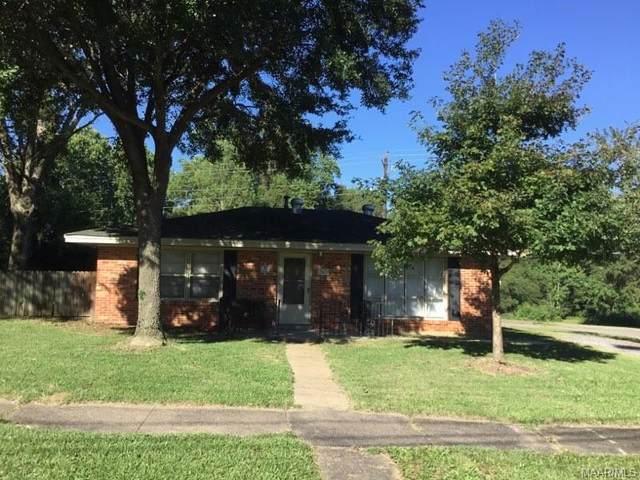 347 3rd Street, Montgomery, AL 36110 (MLS #503889) :: Buck Realty