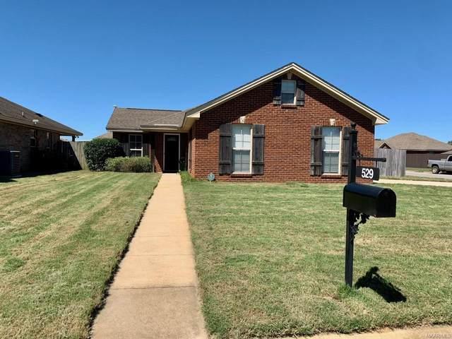 529 Old Mill Way, Prattville, AL 36067 (MLS #503912) :: LocAL Realty