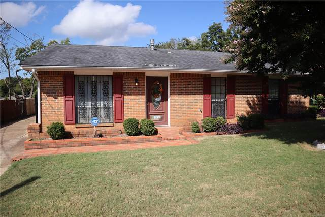 944 Garland Drive, Montgomery, AL 36108 (MLS #504045) :: Buck Realty