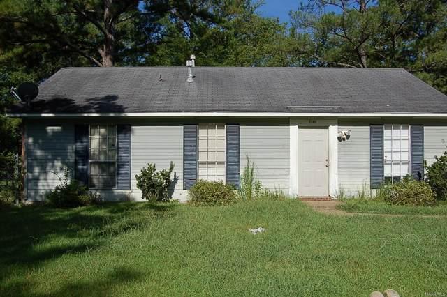 6140 Cherry Hill Road, Montgomery, AL 36116 (MLS #505299) :: LocAL Realty