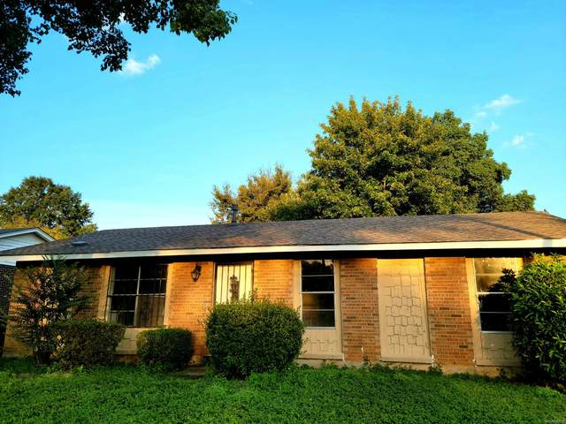 841 Alma Drive, Montgomery, AL 36108 (MLS #505341) :: Buck Realty