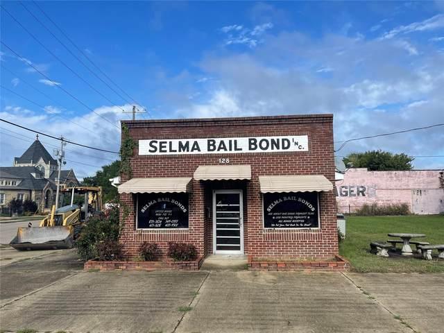 128 Washington Street, Selma, AL 36703 (MLS #505354) :: Buck Realty