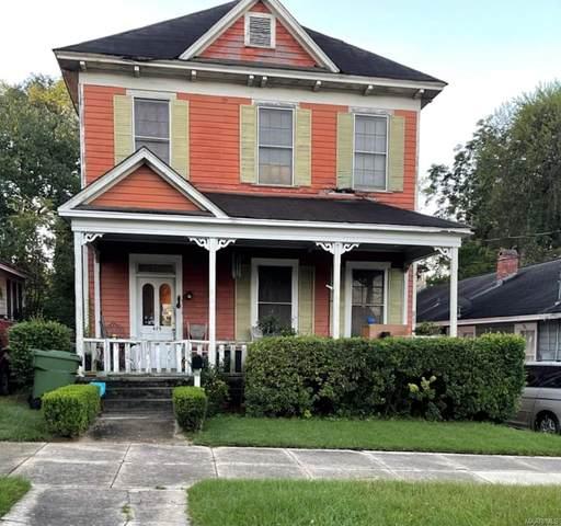 425 Martha Street, Montgomery, AL 36104 (MLS #505366) :: Buck Realty