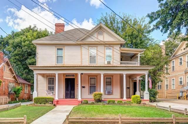 1623 Madison Avenue, Montgomery, AL 36107 (MLS #505370) :: LocAL Realty