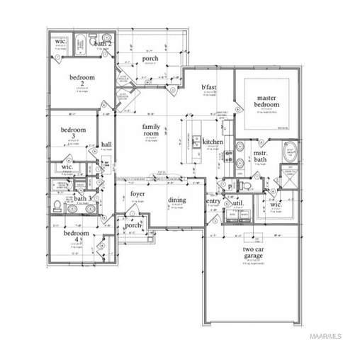 205 Tallahatchie Drive, Wetumpka, AL 36093 (MLS #505448) :: Buck Realty